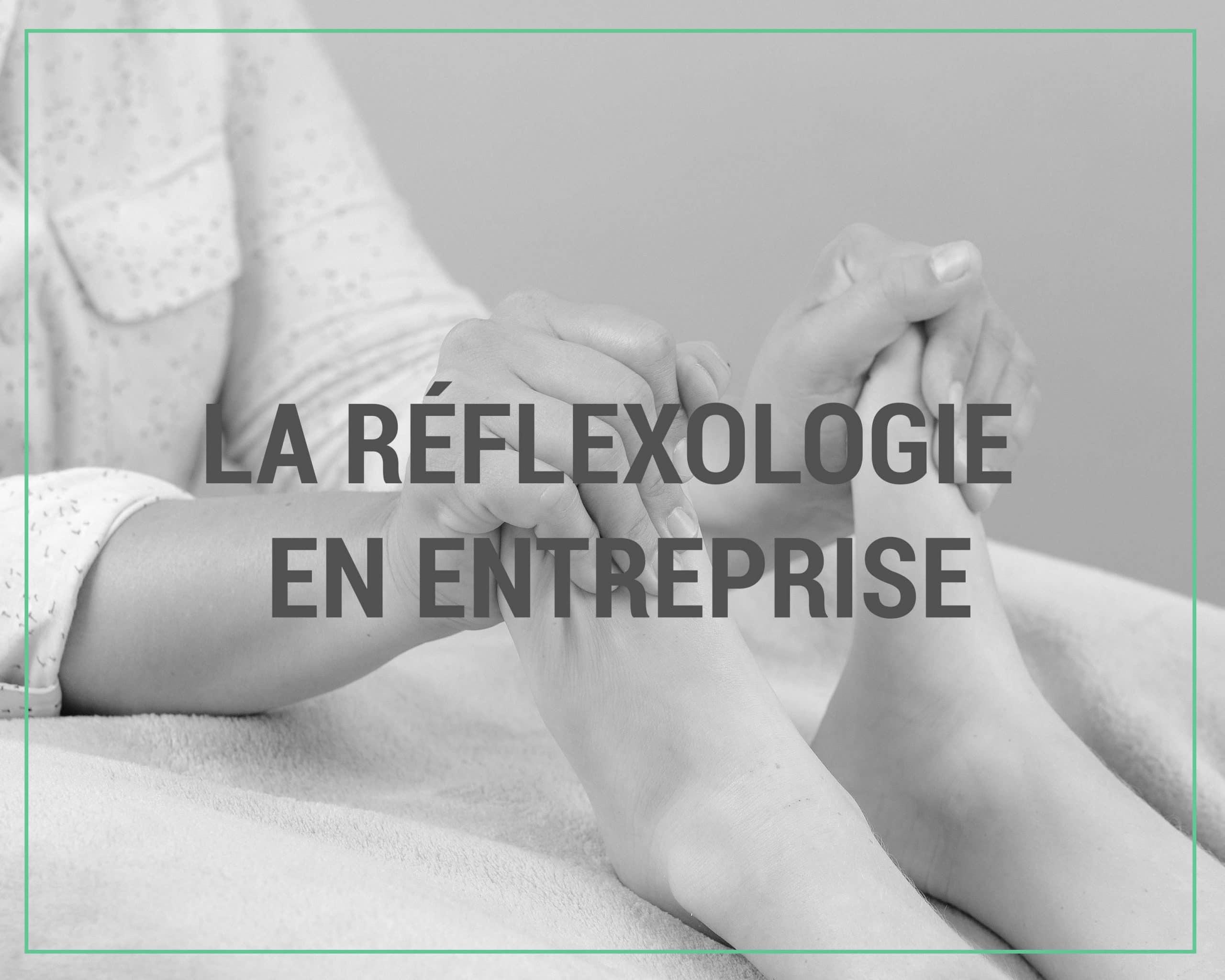 consultation réflexologie nantes, la reflexo en entreprise